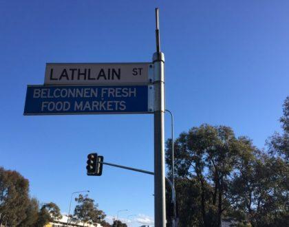Lathlain now – For a better Belconnen
