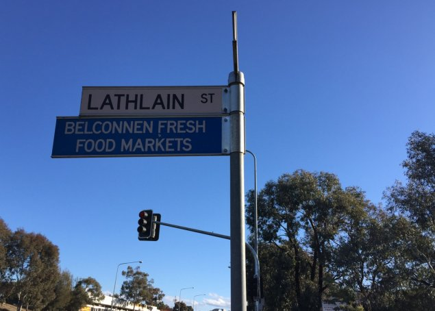 Lathlain now – For a better Belconnen