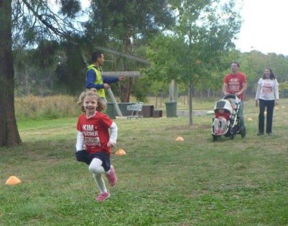 Canberra is flourishing with free fitness activities